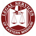 Logo for Legal Services of Eastern Missouri